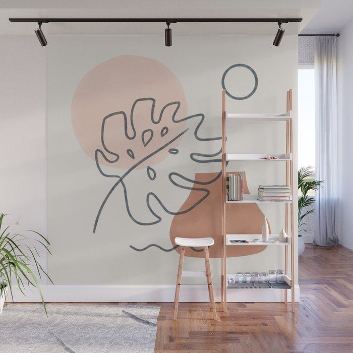 a warm feeling Wall Mural