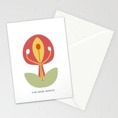 FLOR 8 Stationery Cards