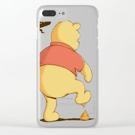 Bad Day Clear iPhone Case