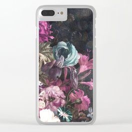 Calm before the storm Clear iPhone Case