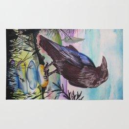 Crow Cairn Rug