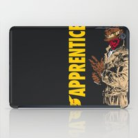 watchmen iPad Cases featuring Darth Rorschach  (Watchmen/Star Wars mashup) by Pixhunter
