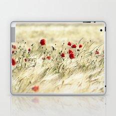 A POPPY  POEM Laptop & iPad Skin
