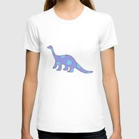 dinosaurs T-shirts featuring Dinosaurs by Mora