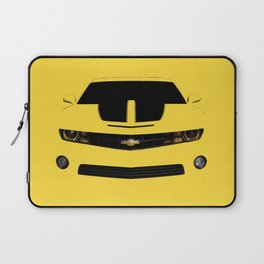 yellow car Laptop Sleeve