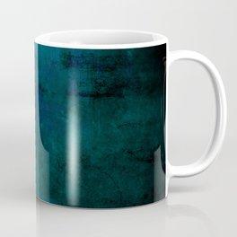 Dark Blue Wall Coffee Mug