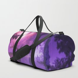 The enchanted forest Duffle Bag