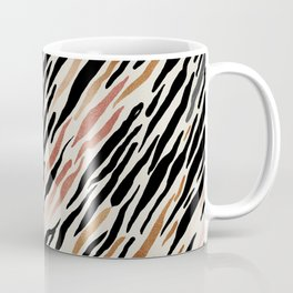 Zebra pattern. Coffee Mug