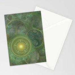 Moonlit Forest I Stationery Cards