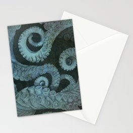 Octopus 2 Stationery Cards