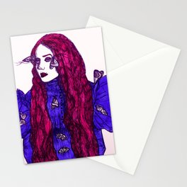 Edith Cushing (Haunted Beauty Series) Stationery Cards