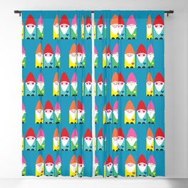The BFF Gnomes II Blackout Curtain
