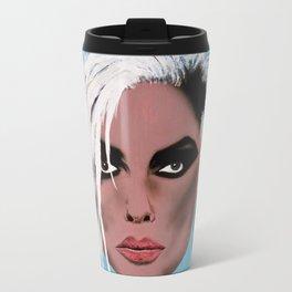 Debbie Harry - tribute piece to an icon Travel Mug