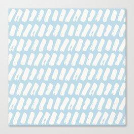 dashes (36) Canvas Print