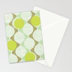 snaking around Stationery Cards