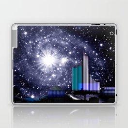 Wonderful starry night. Laptop & iPad Skin