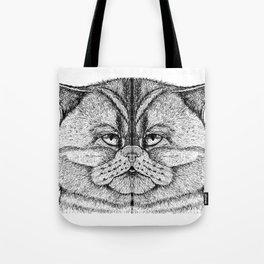 Cat 3 Tote Bag