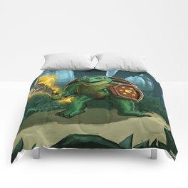 Turtle Paladin Comforters