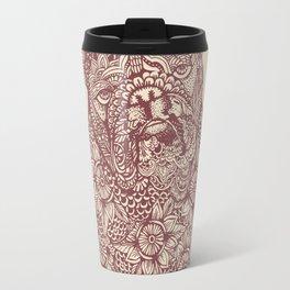 MANDALA OF ENGLISH BULLDOG Travel Mug