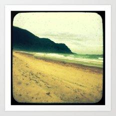 Wind & Sea Art Print