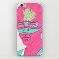 freedom iPhone & iPod Skins featuring Freedom by Vanessa Neves
