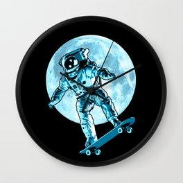 Astro Flip Wall Clock