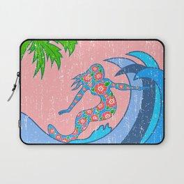 Girls Surf 2 Laptop Sleeve