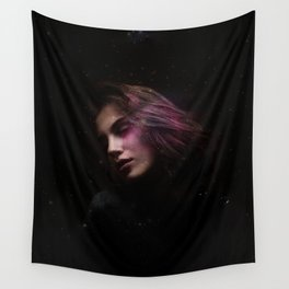 Dreaming in Space Wall Tapestry