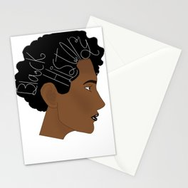 Black history Stationery Cards