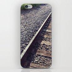 Railroad Track iPhone & iPod Skin