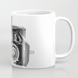 515 2 Zeiss Ikon Tessar Folding Vintage Camera Coffee Mug