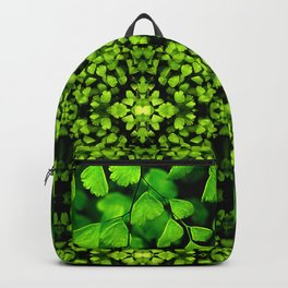 Maidenhair Ferns Backpack