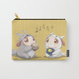 Kirugumi Pups Carry-All Pouch