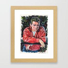 JD 03 Framed Art Print