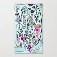 skellingpop Canvas Print