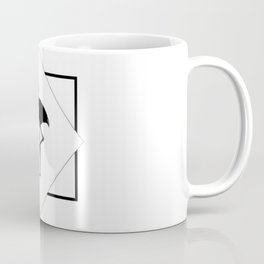 Geo Flamingo Coffee Mug