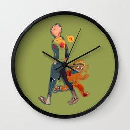 OK!  Bye Wall Clock