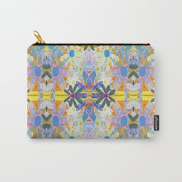 Hippie Garden Party Carry-All Pouch