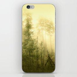 böhmische wälder I iPhone Skin