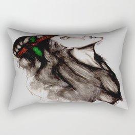 Christmas Ecstasy Rectangular Pillow