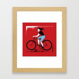 Ride or Die No. 2 Framed Art Print