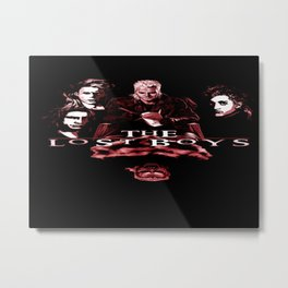 My Lost Vampires Metal Print