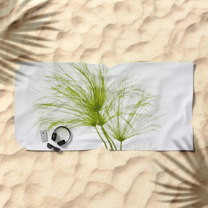 Papyrus - JUSTART (c) Beach Towel