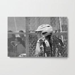 On Deck Metal Print