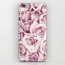 Blush Roses iPhone Skin