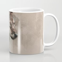 European Wolf Coffee Mug