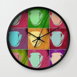 licks Wall Clock