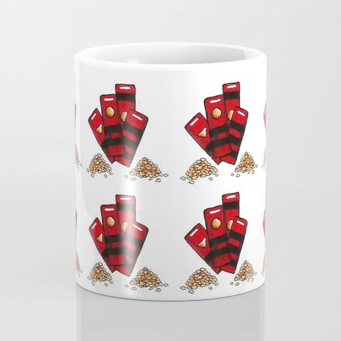 Spirited Away Bath Tokens Coffee Mug