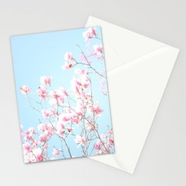 Spring Dance Stationery Cards
