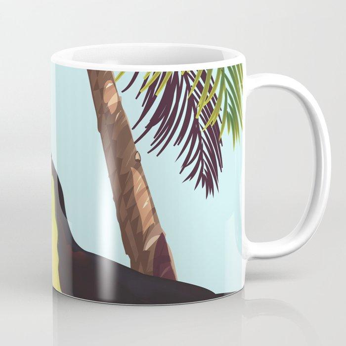 Toucan On The Beach Coffee Mug